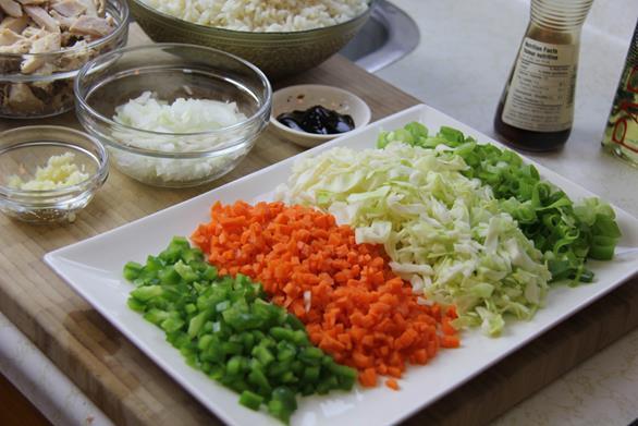 jerk chicken fried rice (3)