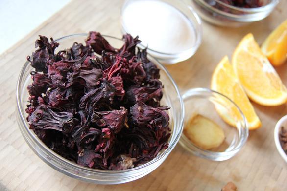 cranberry sorrel rum punch (3)