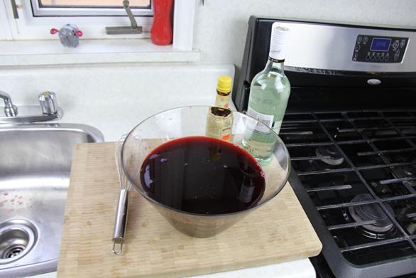 cranberry sorrel rum punch (8)