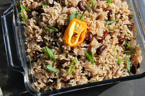jamaican peas and rice (10)