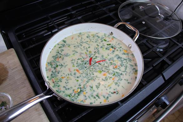 vegetarian gluten free pelau (8)