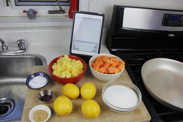 Papaya Pineapple Marmalade (1)