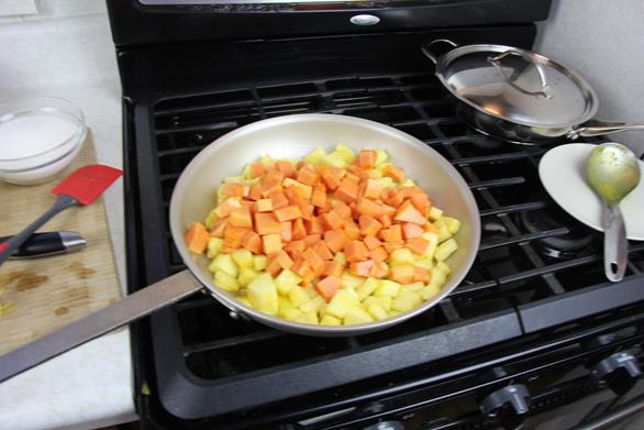 Papaya Pineapple Marmalade (4)