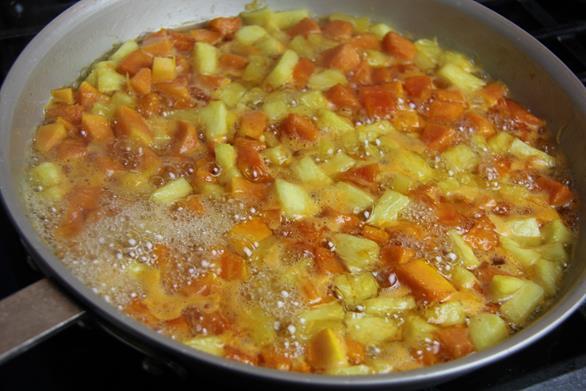Papaya Pineapple Marmalade (6)