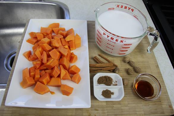 papaya punch recipe (2)