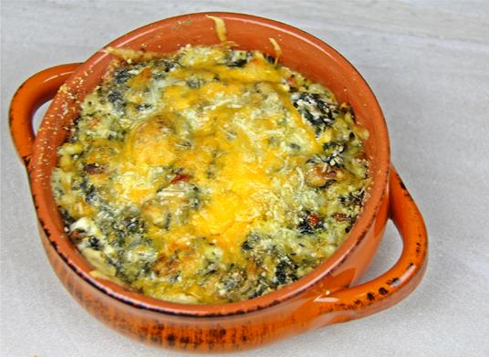 cheese spinach dip (11)