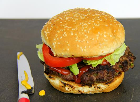 homemade burgers (1)