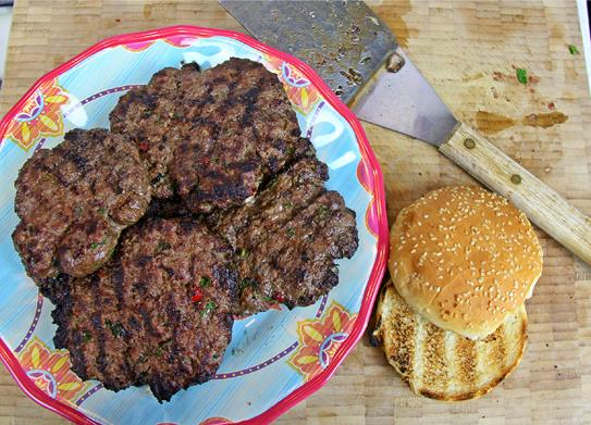 homemade burgers (10)