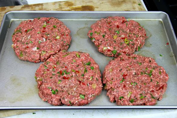 homemade burgers (6)
