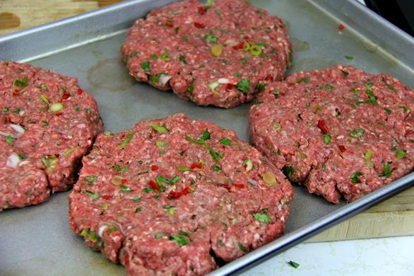 homemade burgers (7)