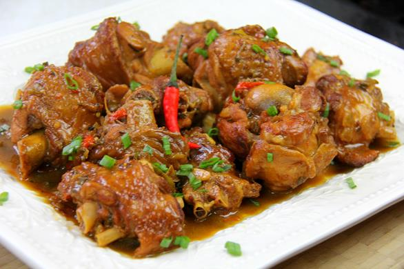 stewed turkey wings (10)