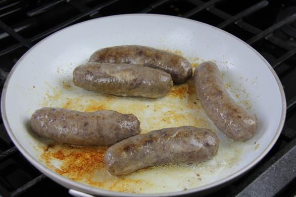 breakfast sausage with peppers recipe (3)