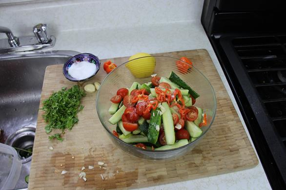 spicy cucumber salad (5)