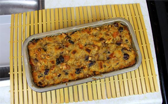 christmas bread pudding (13)