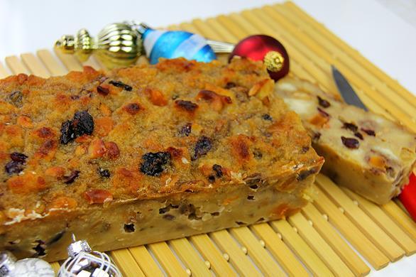 christmas bread pudding (14)