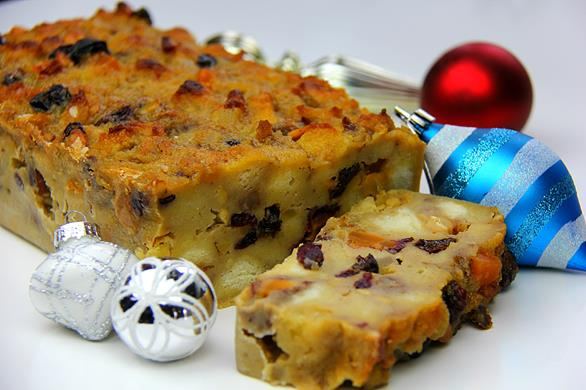 christmas bread pudding (15)