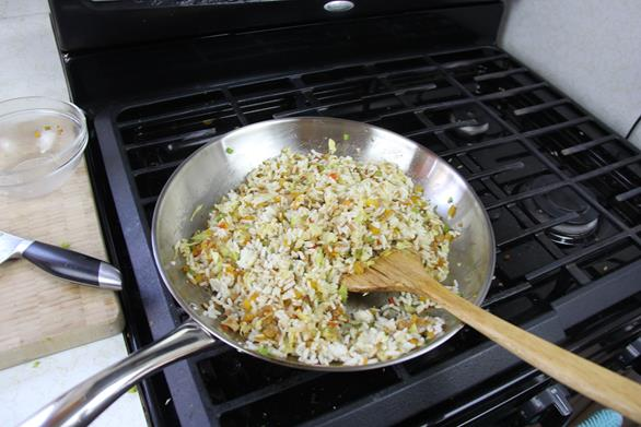 saltfish fried rice recipe (5)