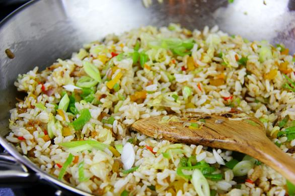 saltfish fried rice recipe (6)