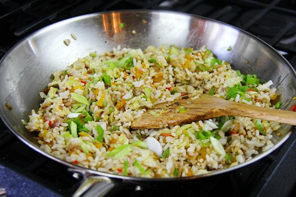 saltfish fried rice recipe (7)
