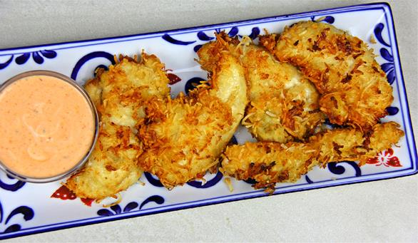 Coconut Chicken Tenders Recipe [gluten free ...