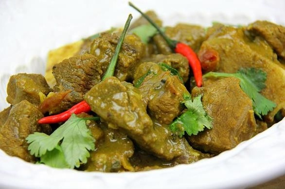 coconut curry venison (1)