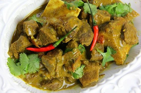 coconut curry venison (10)