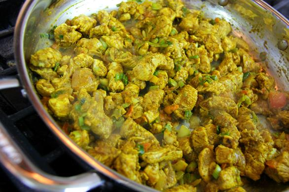 curry chicken pelau (6)