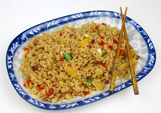 pineapple ham fried rice (6)