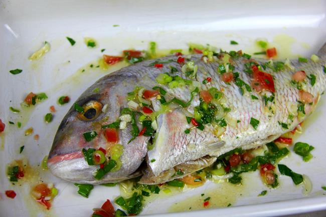 herb grilled fish (5)