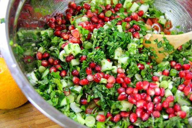 The Ultimate Tabouleh Salad Recipe. | CaribbeanPot.com
