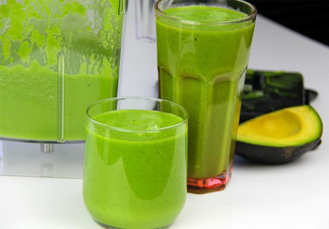 energizing green smoothie (1)