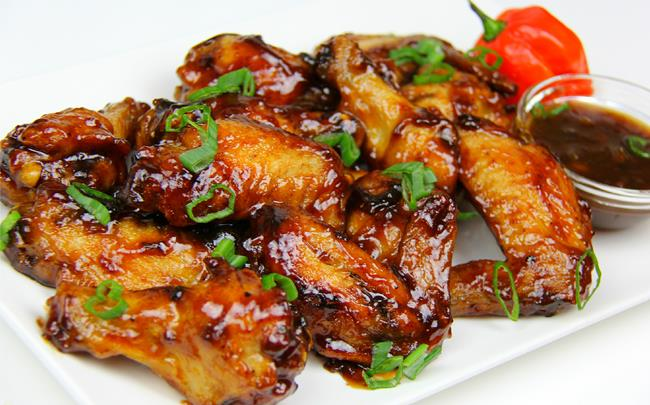 tamarind glazed wings (12)