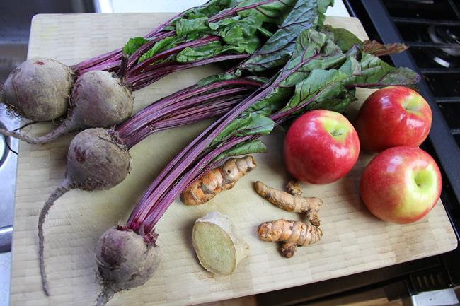 apple beet smoothie (1)