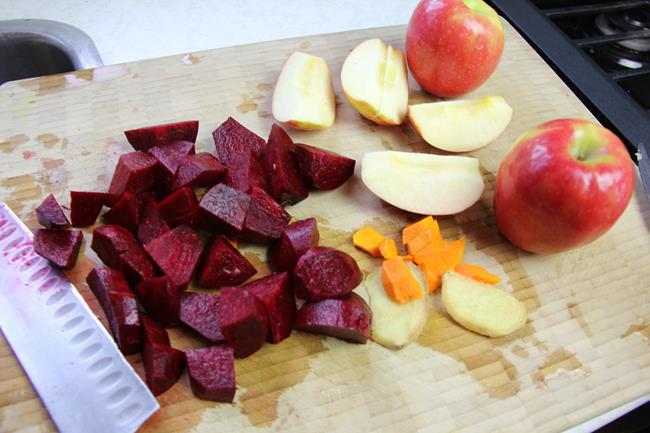 apple beet smoothie (2)