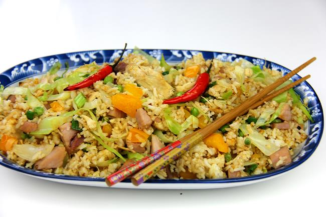 ham fried rice (10)