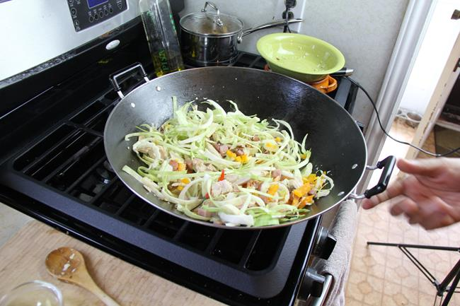 ham fried rice (5)
