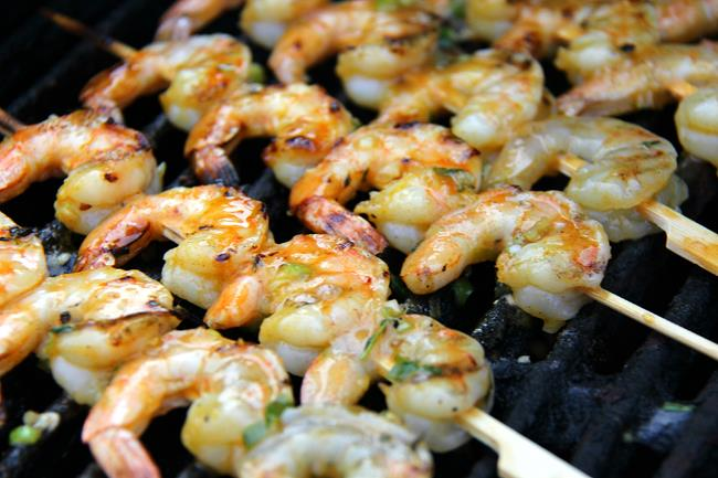 grilled mango shrimp (7)