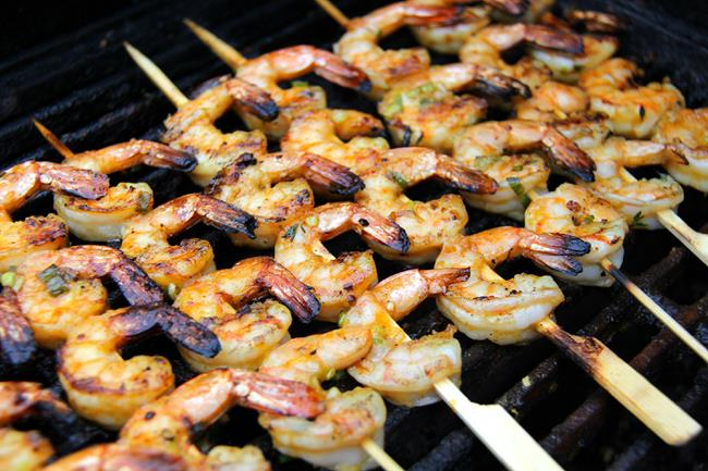 grilled mango shrimp (9)