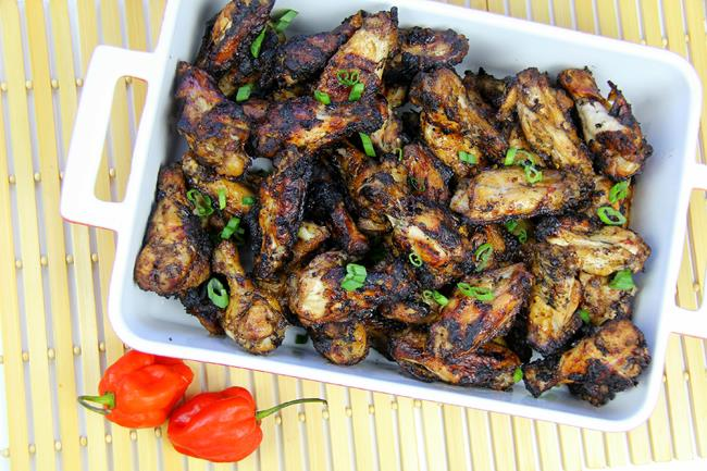 jamaican jerk chicken wings (12)