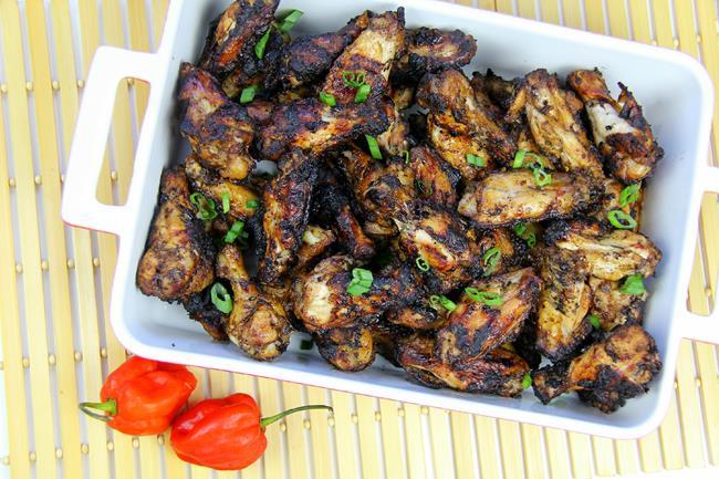 jamaican jerk chicken wings (12)