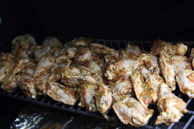 jamaican jerk chicken wings (8)