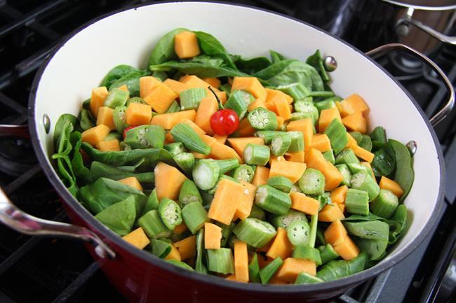 trinidad callaloo recipe (6)