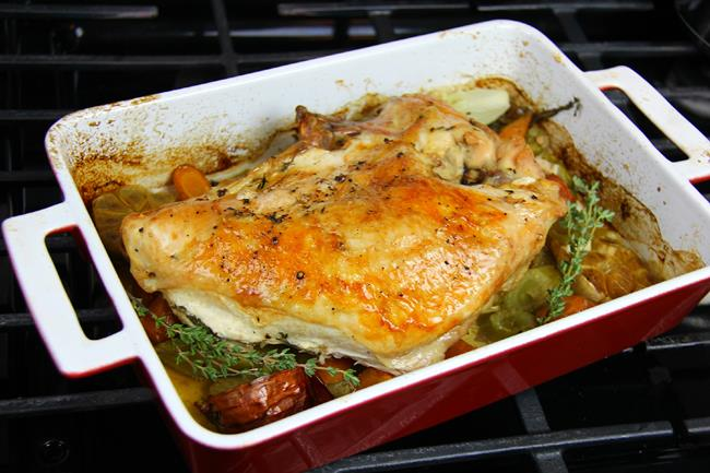 oven roasted turkey breast (6)