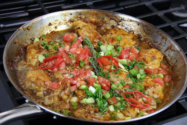 brown stew chicken (5)