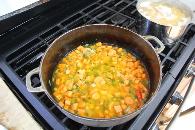 corn soup recipe (5)