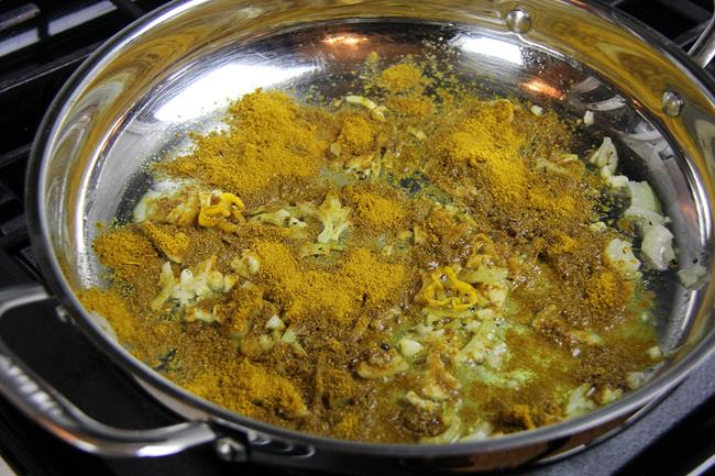 curry fish with mango (10)