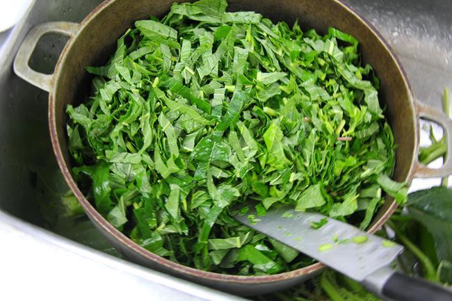 receta jamaicana receta de callaloo (3)