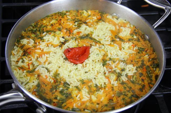 carrot rice (7)