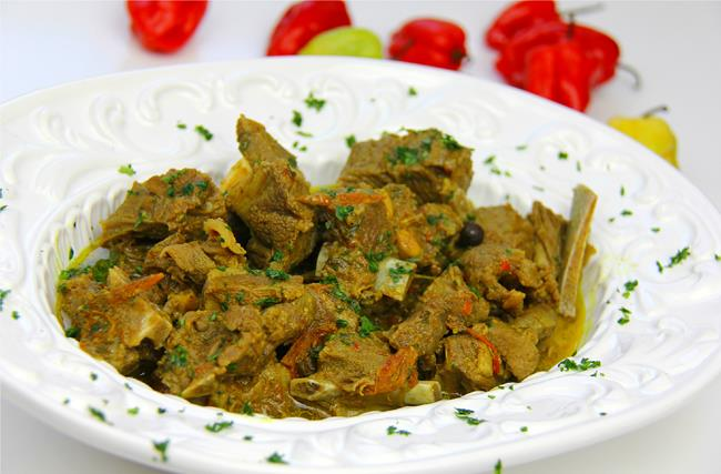 instapot curry goat (12)