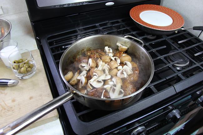 mushroom stewed chicken (5)